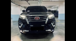 2019 Toyota Fortuner 2.8 V Diesel 4x4 AT