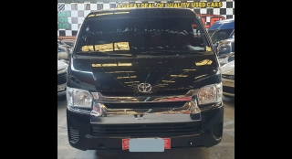 2018 Toyota Hiace GL Grandia MT