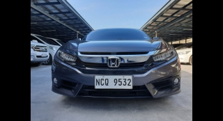 2017 Honda Civic 1.8 E AT