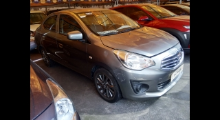 2019 Mitsubishi Mirage G4 1.2L AT