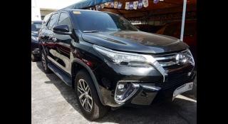 2019 Toyota Fortuner V 4x2