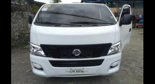 2017 Nissan NV350 Urvan Premium