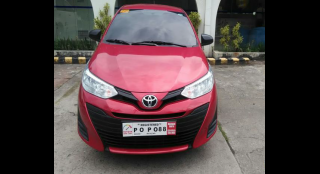 2019 Toyota Vios 1.3 XE AT Gas