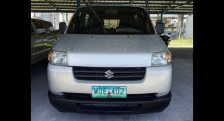 2013 Suzuki APV 4x2 MT