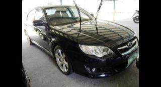 2008 Subaru Legacy with Sportmode