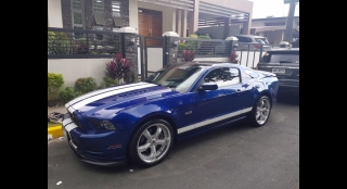 2014 Ford Mustang 5L AT Gasoline