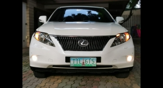 2012 Lexus RX 350 AT