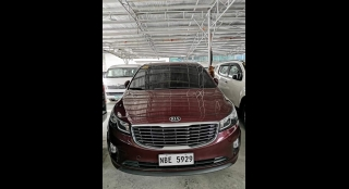 2018 Kia Carnival AT CRDi