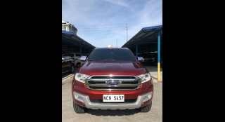 2017 Ford Everest 3.5L Titanium Plus 4x4 AT Diesel