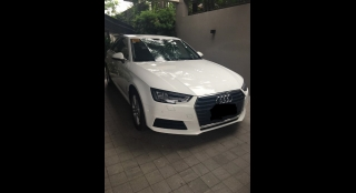 2017 Audi A4 1.4 AT Gasoline