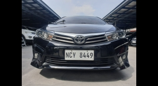 2016 Toyota Corolla Altis 2.0V AT