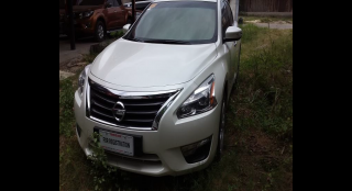 2016 Nissan Altima 2.5L CVT Gasoline