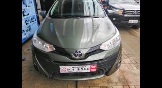2019 Toyota Vios 1.3 E AT Diesel