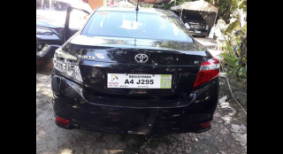2018 Toyota Vios E AT