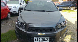 2015 Chevrolet Sonic Sedan 1.4 MT LS