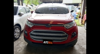 2017 Ford EcoSport Trend AT Gas