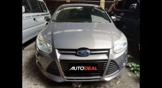 2013 Ford Focus Sedan 2.0 Titanium AT