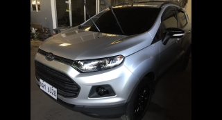 2018 Ford EcoSport 1.5 Trend MT