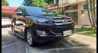 2017 Toyota Innova 2.8 V Diesel AT