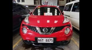 2017 Nissan Juke CVT