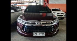 2018 Toyota Innova 2.8 V Diesel AT