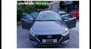 2020 Hyundai Accent Sedan AT