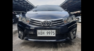 2015 Toyota Corolla Altis 1.6L AT