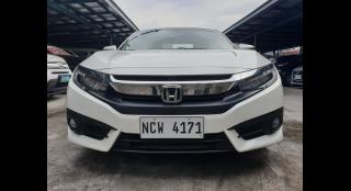 2018 Honda Civic 1.8E CVT