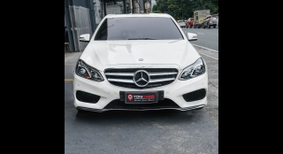 2014 Mercedes-Benz E300 AMG 3L AT Gasoline
