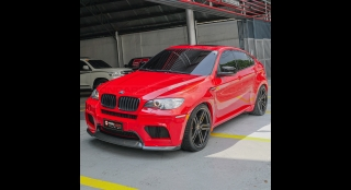 2011 BMW X6 M 4.4L AT Gasoline