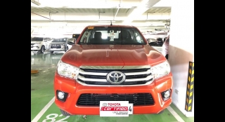 2018 Toyota Hilux G AT Diesel