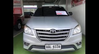 2015 Toyota Innova E AT Diesel