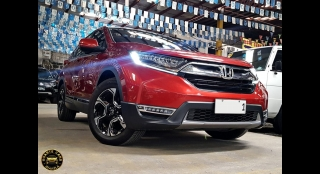 2018 Honda CR-V 1.6L AT Diesel