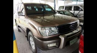 2000 Toyota Land Cruiser LC100 VX MT Diesel