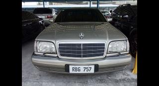 1994 Mercedes-Benz S-Class S 320 L