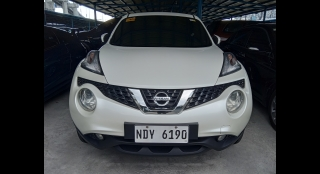 2016 Nissan Juke AT Gas