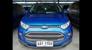 2014 Ford EcoSport 1.5L AT Gasoline