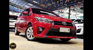 2015 Toyota Yaris 1.3E AT