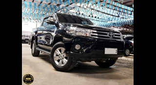 2017 Toyota Hilux G 4x2