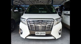 2015 Toyota Alphard 3.5L AT Gasoline