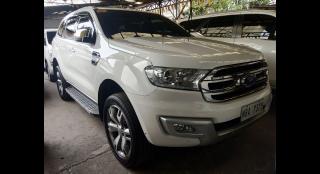 2017 Ford Everest 3.2L Titanium 4x4v AT Diesel