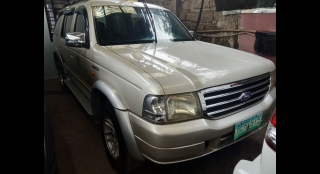 2005 Ford Everest XLT (4X2) AT