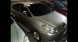 2011 Toyota Innova E Diesel AT