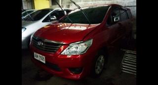 2014 Toyota Innova J 2.5 DSL MT