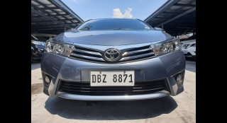 2016 Toyota Corolla Altis 1.6G AT