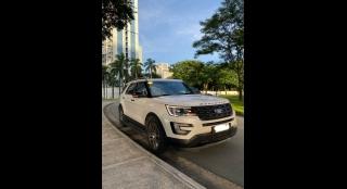 2017 Ford Explorer S 4x4