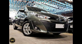 2019 Toyota Vios 1.3L MT Gasoline