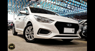 2019 Hyundai Accent 1.4L MT Gasoline