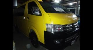 2019 Foton View Transvan MT Diesel