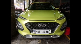 2019 Hyundai Kona 2.0L AT Gasoline